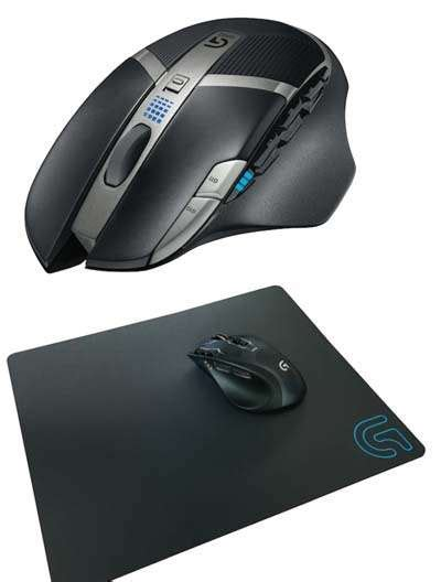 Mouse Untuk Gamers logitech g602 wireless gaming mouse