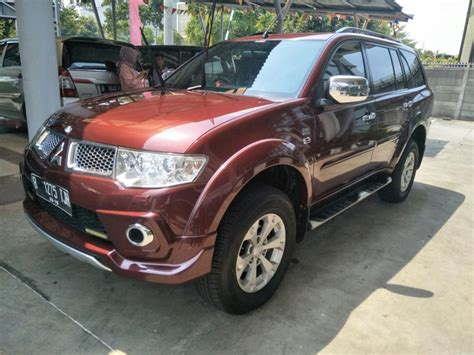 mitsubishi pajero sport 2012 pajero sport dakar 4x4 at th 2012 limited edition