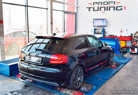 Audi A3 2 0 Tfsi Chiptuning by Audi A3 2 0 Tfsi S3 Stage 2 195kw 8p 16v 2006 2013