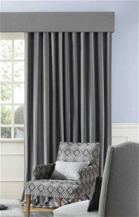 padded curtains padded pelmet house of stuart