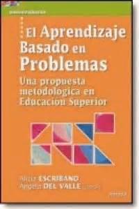 libro intemperie basado en el aprendizaje basado en problemas una propuesta metodol 243 gica en educaci 243 n superior red age