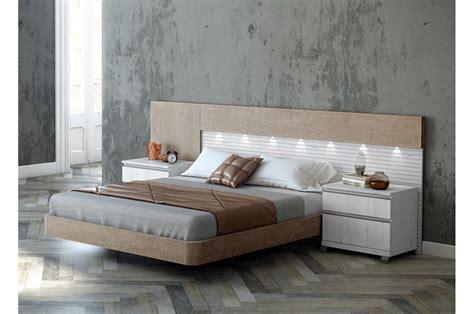 ensemble lit adulte lit avec chevet integre maison design wiblia