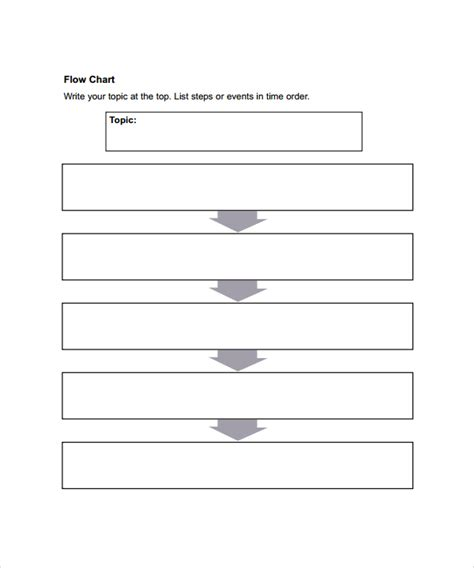 blank flowchart templates search results for blank flow chart calendar 2015