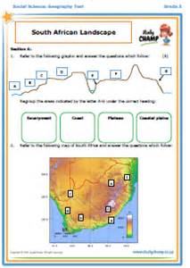 grade 5 natural science worksheets south africa 1000