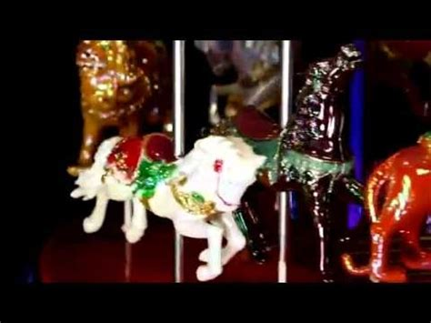 mr christmas nottingham fair 19980 mr grand carousel doovi