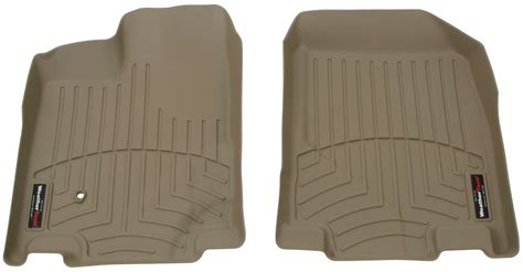 Lincoln Car Mats by Weathertech Floor Mats For Lincoln Mkx 2010 Wt451101