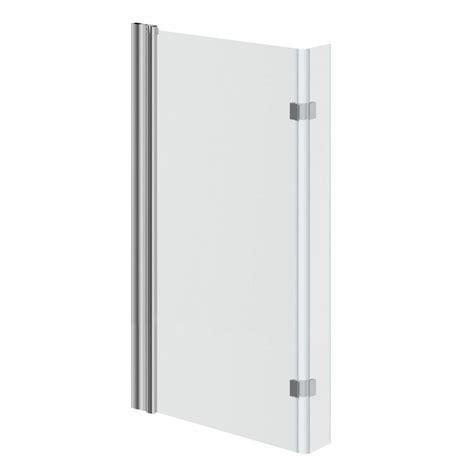 1500mm L Shaped Shower Bath boston shower bath 1500 x 850 lh with 8mm hinged screen