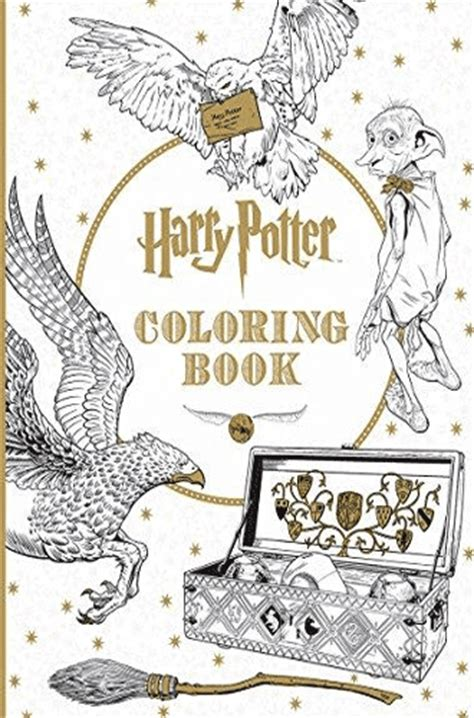 harry potter coloring book isbn harry potter books abebooks co uk