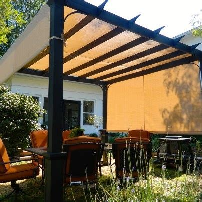 outdoor shades for pergola pergola with shade it outdoor