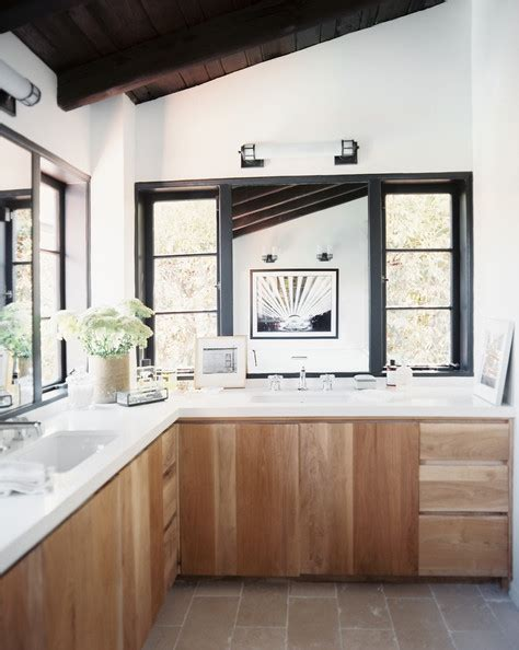 White Wood Bathroom Furniture Bathroom Cabinets Photos Design Ideas Remodel And Decor Lonny