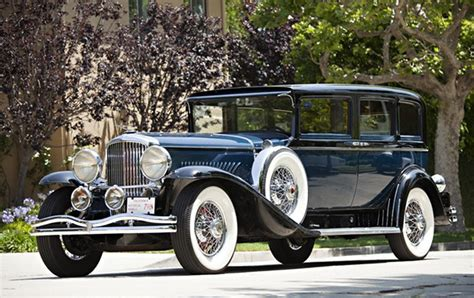 luxury auto parts lincoln al 1931 duesenberg model j wheelbase limousine gooding