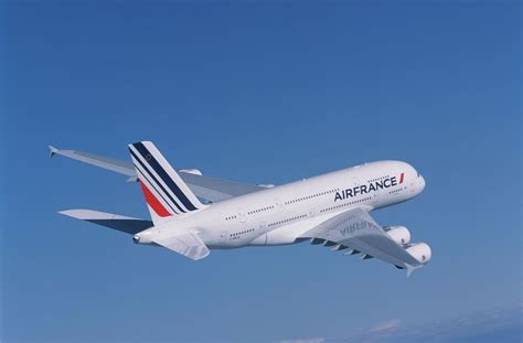 air france airbus  af suffers  contained engine failure airways magazine