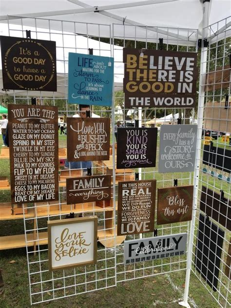 10 Great Photo Display Ideas by Grid Walls For Craft Show Displays Craft Fairs Shows