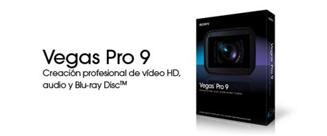 tutorial de vegas pro 9 como usar sony vegas pro edicion de audio y video hd