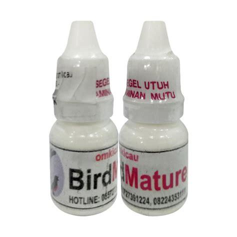 Vitamin Untuk Burung Kicau jual om kicau bird smature vitamin burung harga