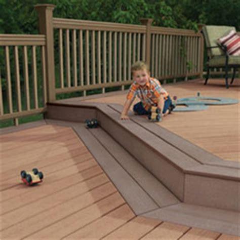 terrassebord i plast vedlikeholdsfritt terrassegulv