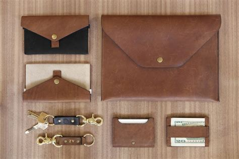 Leather Handcraft - dodocase branches out with new leathercraft collection
