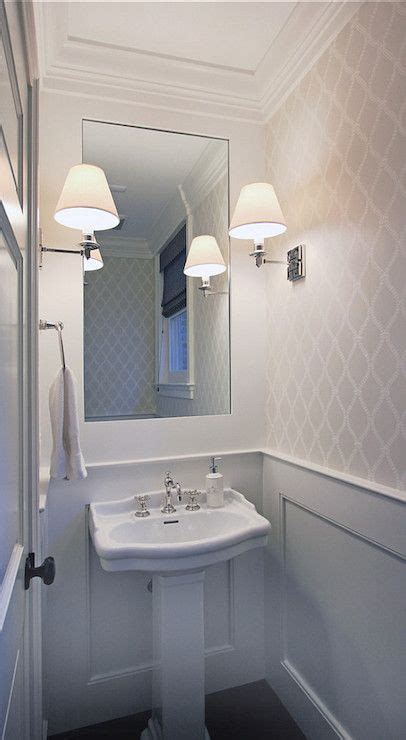 Powder Bathroom Design Ideas by 25 Best Ideas About Powder Room Paint On