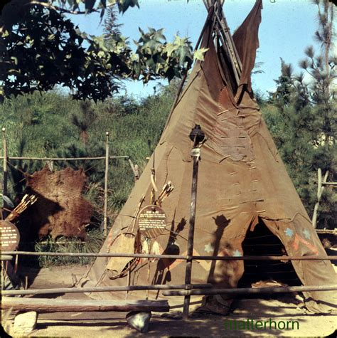 Native American Housing | stuff from the park more native american housing indian