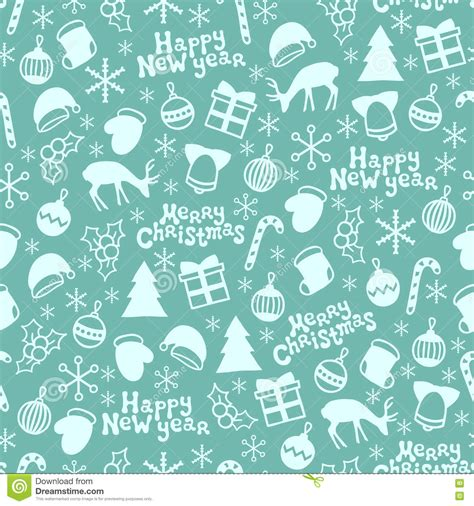 new pattern vector merry christmas and happy new year 2017 christmas season