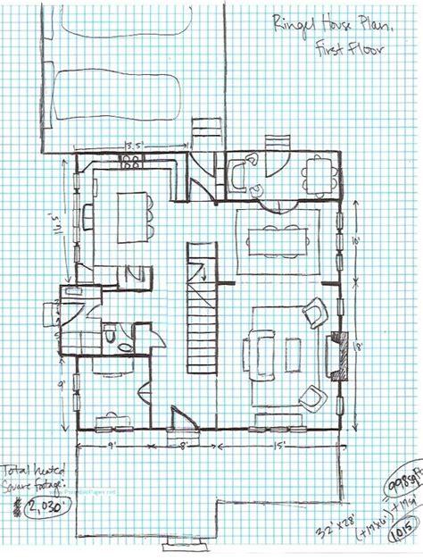 Floor Plan Graph Paper house floor plans graph paper house plans