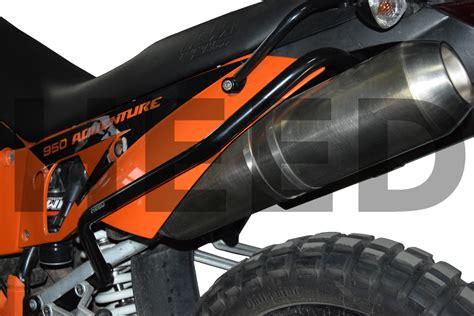 Ktm 990 Adventure Crash Bars Heed Crash Bars Ktm 950 And 990 Adventure