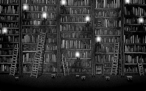 library bookshelf wallpaper wallpapersafari