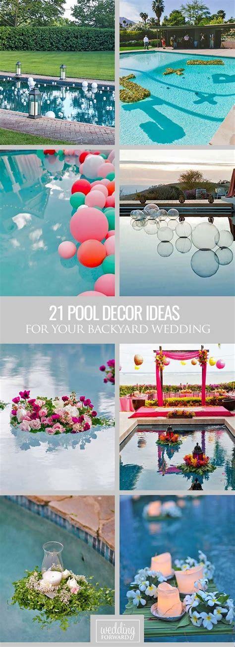 best 25 pool decorations ideas on pool