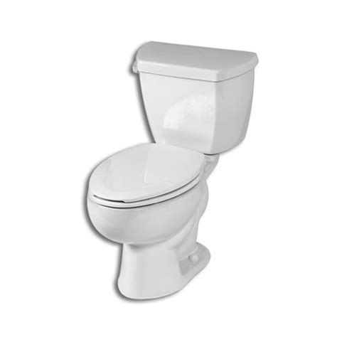 Proflo Plumbing by Proflo Pf8201wh White Elongated Toilet Bowl Only For Use