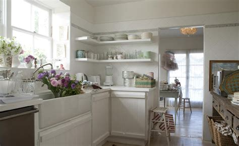 Shabby Chic Kitchen Design Shabby Chic House Furniture