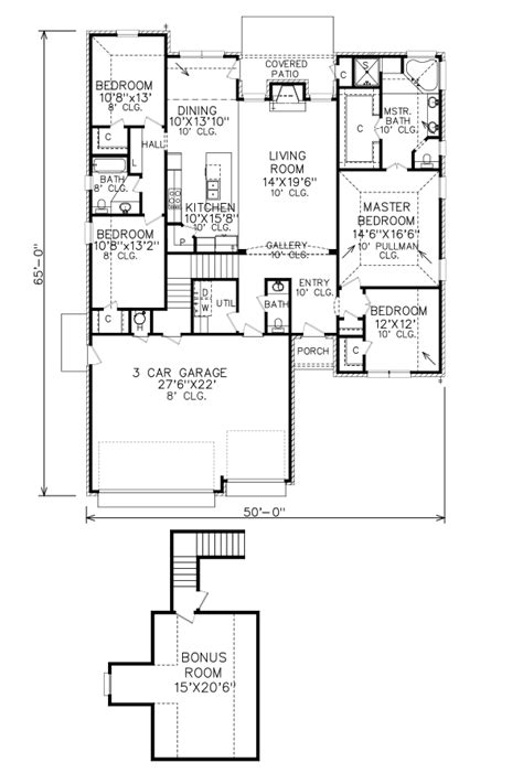 perry house plans floor plan 6198 5 c 2017
