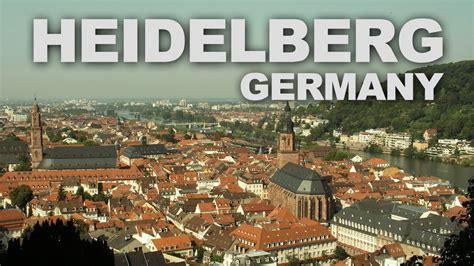 Of Heidelberg Germany Mba by Heidelberg A City In Germany