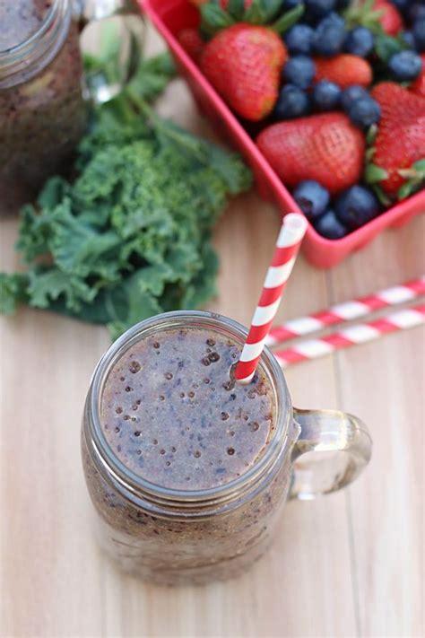 Strawberry Banana Kale Detox by Best 25 Strawberry Kale Smoothie Ideas On