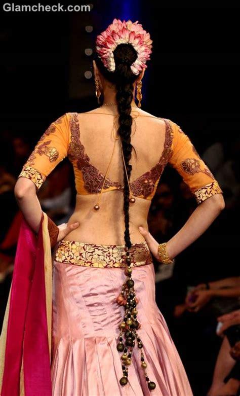 bridal hairstyles with gajra traditional indian hairstyles flower gajra paranda hair