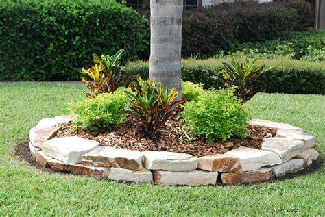 Garden Ideas Around Trees 12 Amazing Ideas For Flower Beds Around Trees