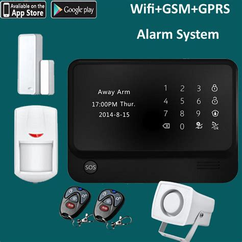 Wifi Gsm wireless alarm sensors accessories for g90b wifi gsm home
