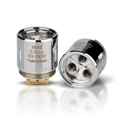 Eleaf Hw3 0 2ohm Replacement Spare Parts eleaf hw3 cylinder for ello series 5pcs ecigswholesaler