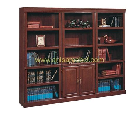 Rak Buku Perpustakaan Kayu Jati rak buku perpustakaan kayu jati jual harga murah mebel