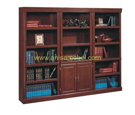 Jual Rak Buku rak buku perpustakaan kayu jati jual harga murah mebel