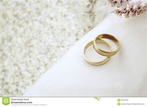 Wedding Time Images by Wedding Invite With Gold Rings Stock Photo Image 33167850