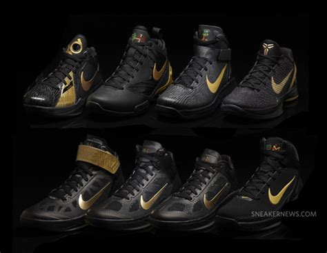 nike basketball shoe history nike basketball black history month complete collection