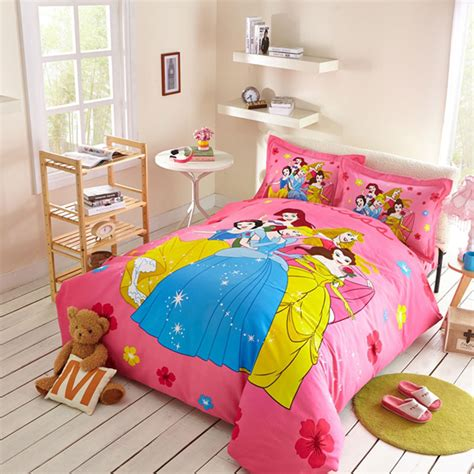 Disney Set Princess disney princess bedding set ebeddingsets