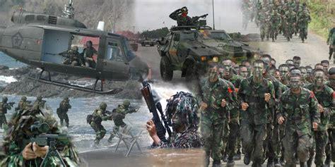 transformasi peran angkatan darat dalam menghadapi perubahan strategi militer indonesia