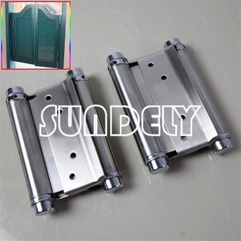 swing door hinges 3 6 double swing door hinge action hinges 2 way saloon