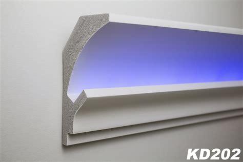 stuckprofil indirekte beleuchtung 1 15 meter led stuckleiste f 252 r indirekte beleuchtung xps