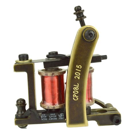tattoo machine frame liner copperman tattoo machine saber with cnc frame liner