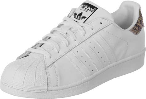 Wei E Schuhe by Adidas Superstar W Schuhe Wei 223