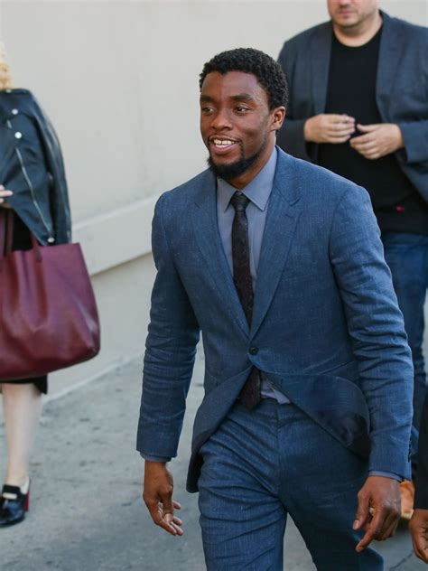 chadwick boseman chadwick boseman makes an appearance on jimmy kimmel live