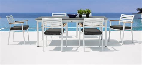 athens outdoor dining oceanweave outdoor furniture nz