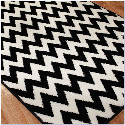black rug black and white striped rug 8 215 10 rugs home design
